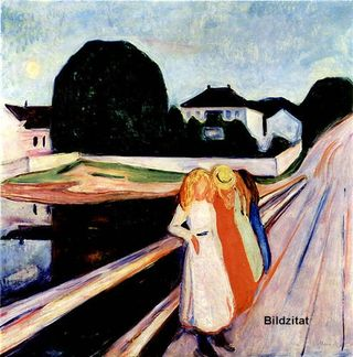 Munch-Mädchen-Bruecke-1905