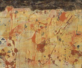 Jean Dubuffet. Paysage saharien. 1952. Sprengel Museum Hanno