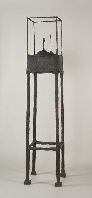 Giacometti-s17cage
