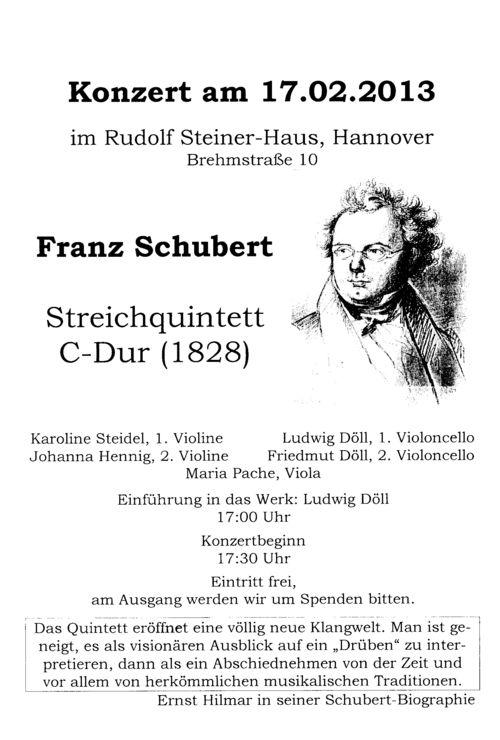 Schubert-streichquintett