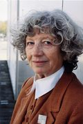 Ulrike Ottinger (C) Anne Selders 2010-1