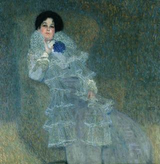 Klimt_Bildnis_Marie_Henneberg_1901_1902