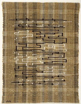 Albers_Black_White_Gold_1950