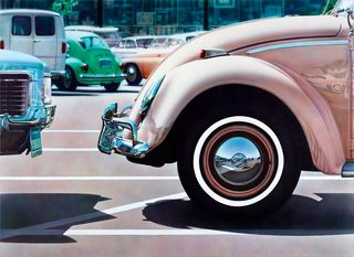 Don Eddy_Untitled (Volkswagen)