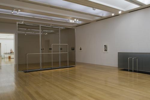 Goshka Macuga Haus der Frau 1 Installationsansischt Turner Prize 2008