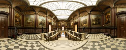 Hamburger Kunsthalle-Panorama_Treppenhaus im Gründungsbau_für Presse-1